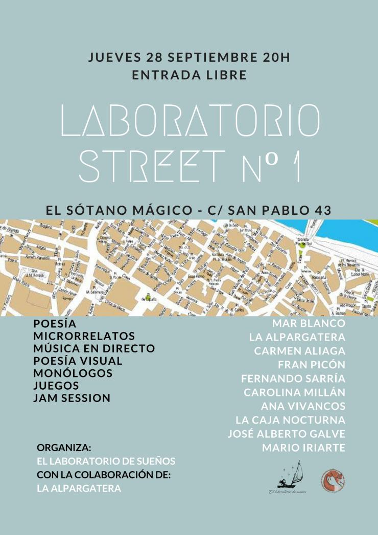 LABORATORIO STREET 1