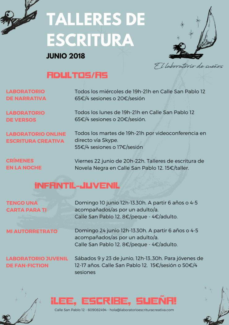 programa junio 2018