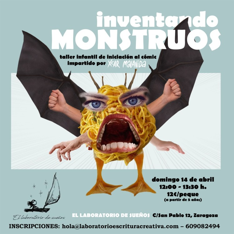 cómic monstruos