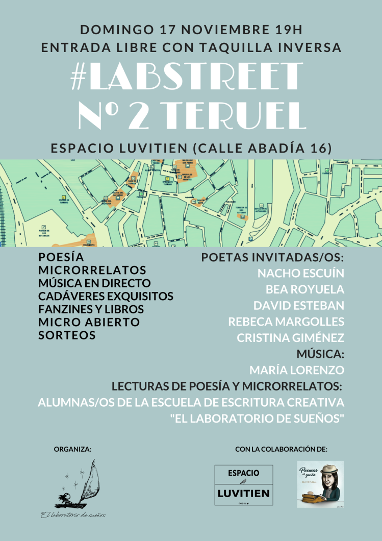LabStreet 2 Teruel