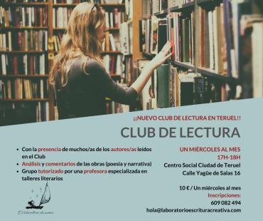 club lectura teruel