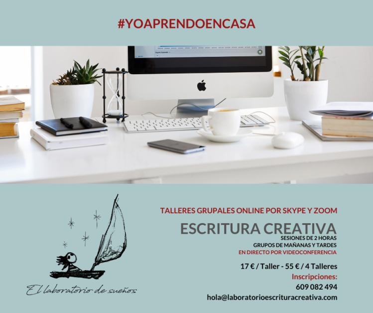 #YoAprendoEnCasa